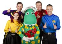 The Wiggles, a children's entertainment group from Australia, will be at the Verizon Theatre in Grand Prairie Sept. 14