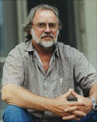 Bill Wittliff taken in 2000.( Ted Albracht )