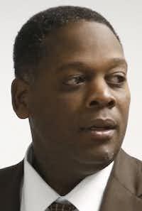 Former Dallas County District Attorney Craig Watkins