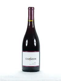 Chandon Pinot Meuneir 2009.