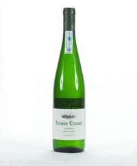 Txomin Etxaniz Getaria White Wine, Txakolina 2010.