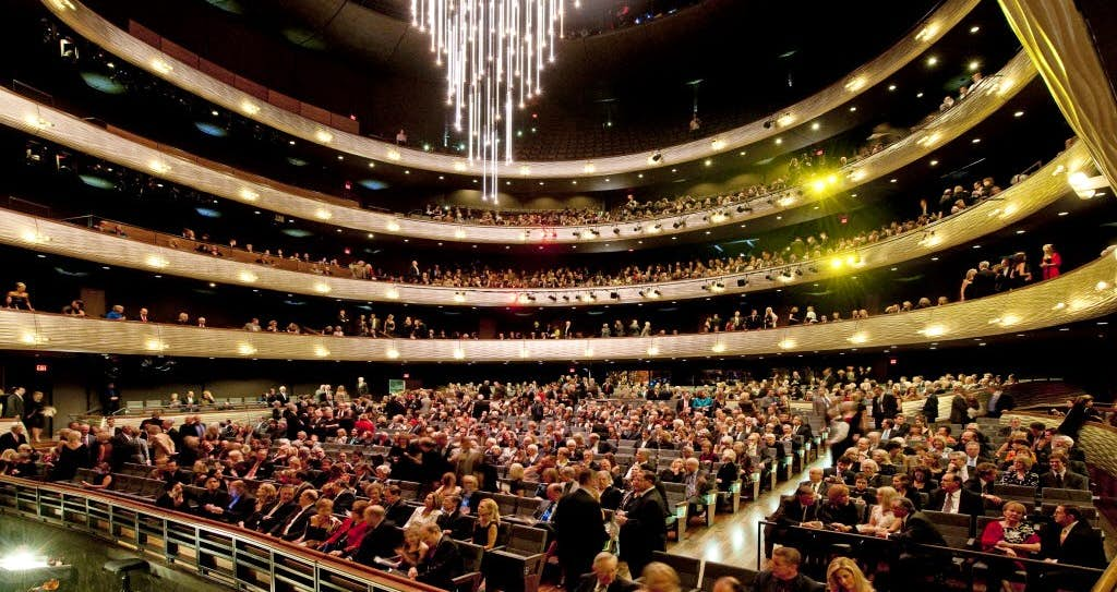 After a 5m gift dallas winspear chandelier has a new name and after a 5m gift dallas winspear chandelier has a new name and its own song arts dallas news aloadofball Images
