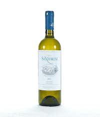 Santorini Assyrtiko White Wine, 2011.