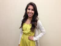 Xenia San Miguel, 17, is ranked No. 11 in The Colony's 2013 class.
