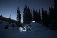 The Yurt at Solitude in Utah( Solitude Mountain Resort  -  Solitude Mountain Resort )