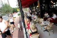 The Lombardi family's popular Toulouse restaurant on Knox Street will open a location in Legacy West.( Courtney Perry )