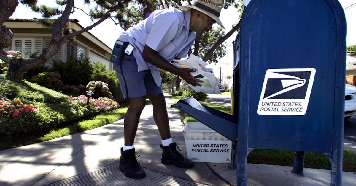 The Watchdog: Free-standing postal boxes are easy prey for ID