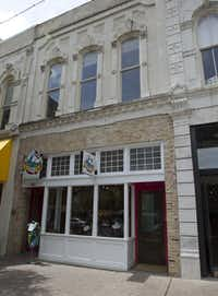 The new headquarters includes a small storefront on busy Congress Avenue.