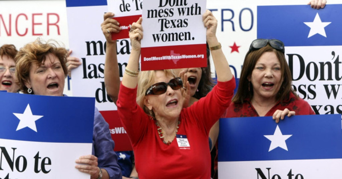 Editorial: Texas' problem with women's health care