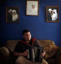 Ignacio Morales will take part in the finals of a statewide youth accordion competition this weekend in Houston. He is a 15-year-old student at Booker T. Washington High School for the Performing and Visual Arts.