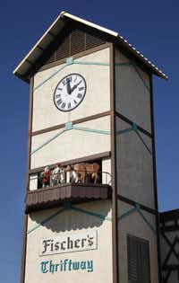 Fischer's Thriftway and Meat Market in Muenster, Texas