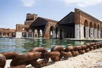 The Arsenale is one of the Venice Biennale's show sites. Massimiliano Gioni will be the youngest artistic director in 110 years appointed to organize the Venice Biennale.