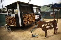 John Mueller Meat Co. recently opened on an empty lot on E. 6th Street in Austin. John is the grandson of legendary BBQ pitmaster Louie Mueller in Taylor.
