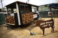 John Mueller Meat Co. recently opened on an empty lot on E. 6th Street in Austin. John is the grandson of legendary BBQ pitmaster Louie Mueller in Taylor.