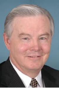 Rep. Joe Barton, R-Arlington