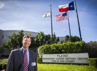 Plano superintendent Brian Binggeli (The Dallas Morning News)