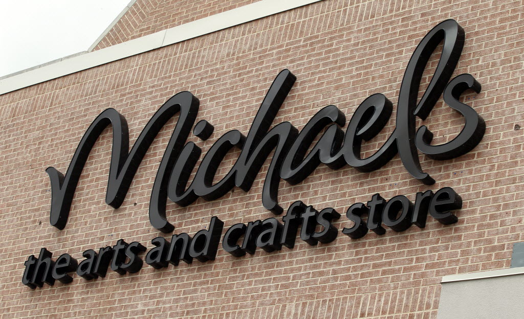 Michaels for Michael arts and craft