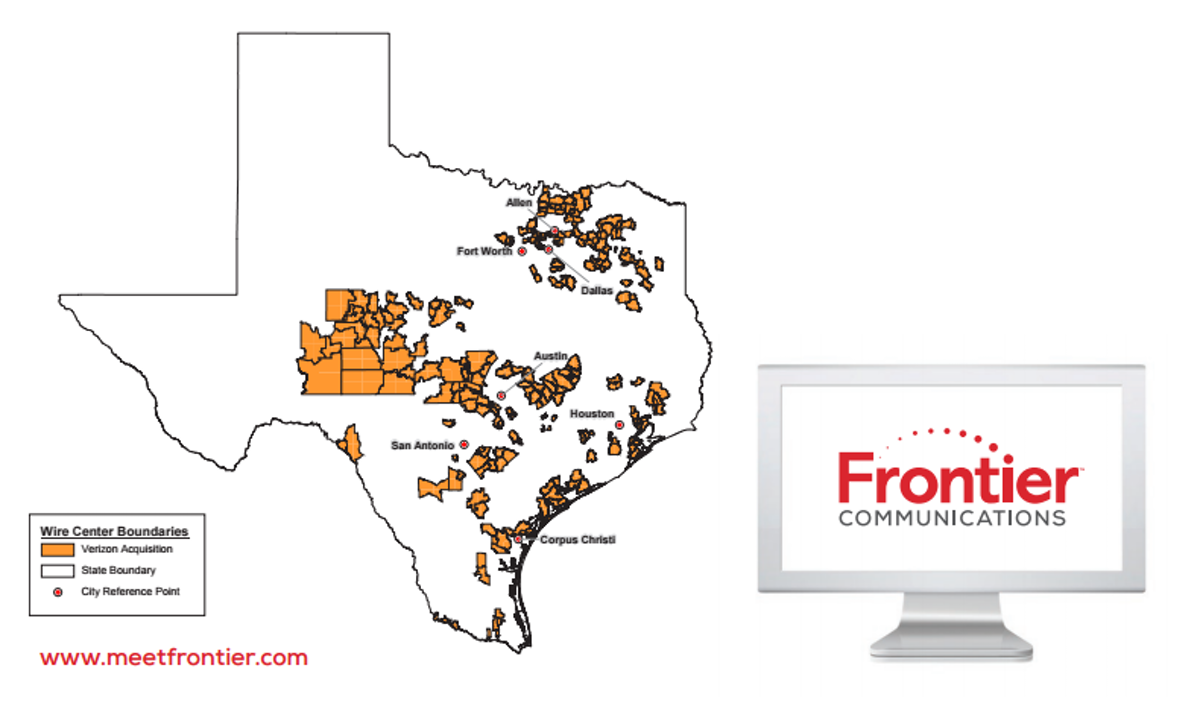 Frontier Communications Cuts 206 Jobs In Allen After
