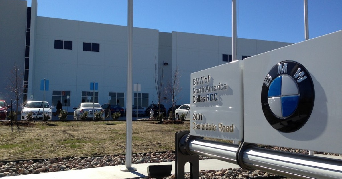 BMW's Lancaster distribution center is set for opening