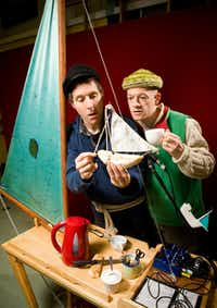 "Terrapin Puppet Theatre of Australia will perform ""Boats"" at Dallas Children's Theater."