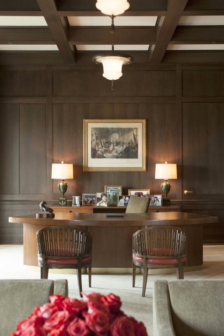 interiors by ken blasingame  the bush family u0026 39 s go