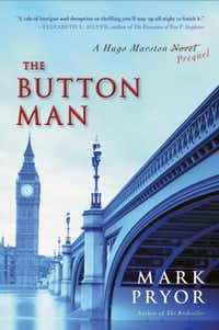 """The Button Man: A Hugo Marston"" Mystery,"" by Mark Pryor"