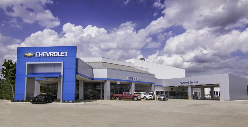 Friendly Chevrolet Will Celebrate Remodeling Saturday | Business | Dallas  News