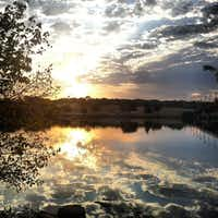 Voters' Choice selection: Gregg Case's early morning sunrise at White Rock Lake.Gregg Case