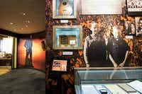 The Johnny Cash Museum, in Nashville, TN, experience begins with the Cash family's Arkansas roots.