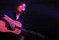 Jackson Browne sings during his show of Cherokee Creek Music Festival in Cherokee, TX on May 14, 2011 This fifth annual festival is to benefit children's medical charities in Dallas. ( Kye R. Lee / The Dallas Morning News )