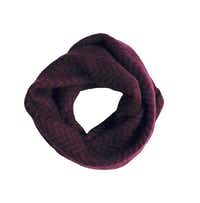 Chevron infinity scarf by J. Crew. $68 at jcrew.com.