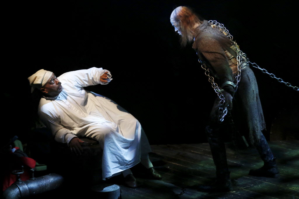 Dallas Theater Center's 'Christmas Carol' is good for the heart ...