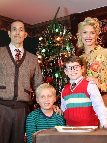 dsms a christmas story the musical looking for two talented kids arts dallas news