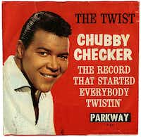 The Twist, Chubby Checker (1960)