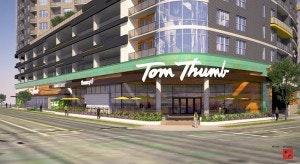Tom thumb in plano texas