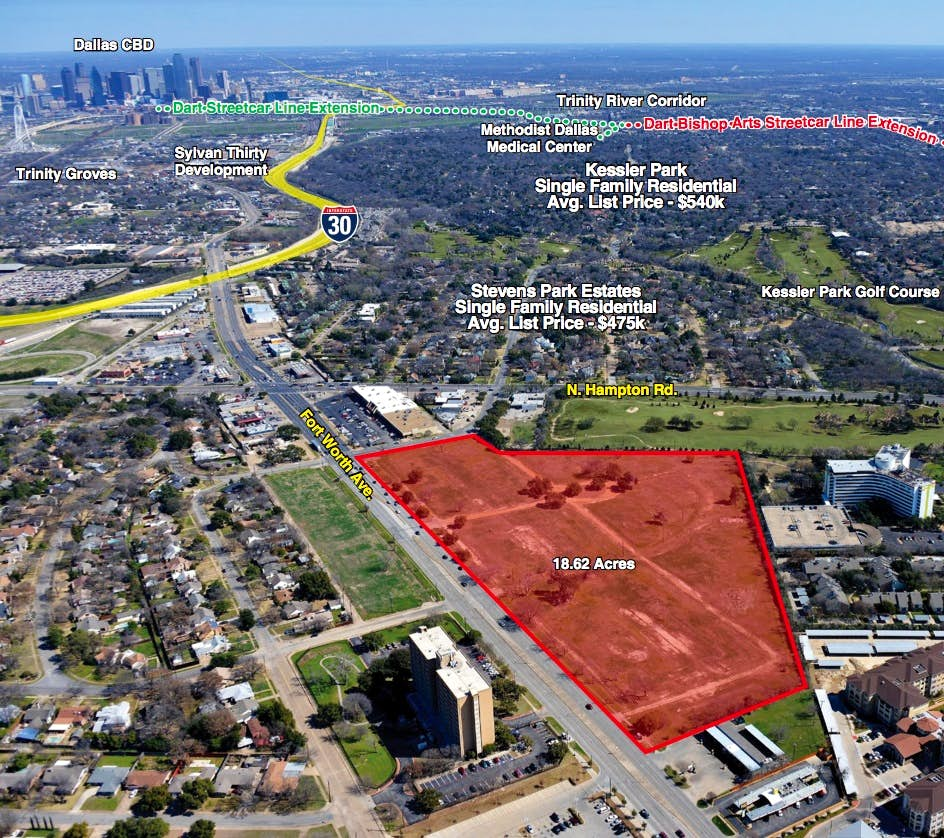 Oak Cliff's Colorado Place Development Site Bought For