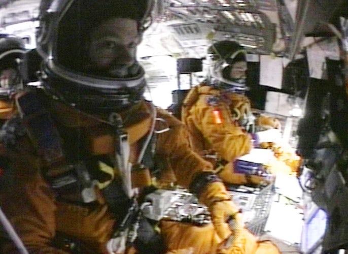 space shuttle columbia weather radar - photo #27