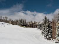 Condos line the slopes of Snowmass. Hotel or condo, nearly 95 percent of lodging here offers ski-in/ski-out convenience.