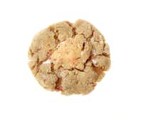 Third place, Family category: Unforgettable Fire and Ice Oatmeal Gingersnaps by Nelson Prater