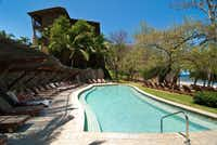 Head to the pool or the beach at the Four Seasons Resort Costa Rica at Peninsula Papagayo.