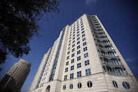 The Crescent  $205 million  Mortgage made by Metropolitan Life Insurance Co.