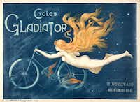 Cycles Gladiator, circa 1895