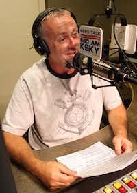 """Marine surveyor Dennis Gibbs, who has his own radio show, is known as """"Deal-Killer Gibbs."""""""