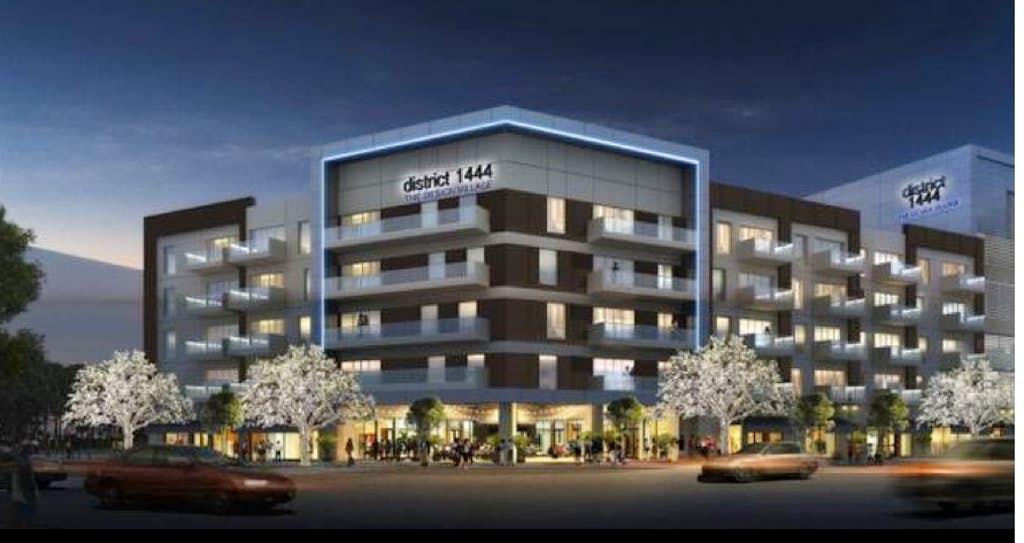 developer harwood international working on design district apartment