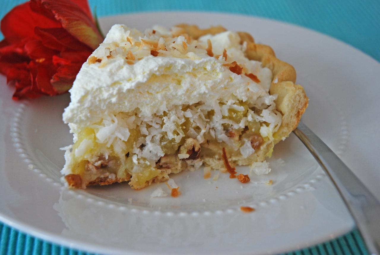 Accidental Cream Pie Complete hawaiian cream pie brings back happy memories | recipes | dallas news