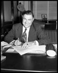 Bascom Giles (Photo courtesy of Neal Douglass).