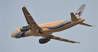 An Interjet plane. (Interjet)