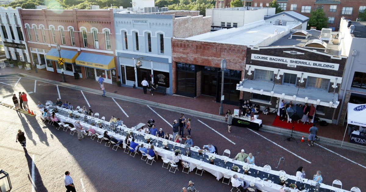 Downtown Plano Named One Of America S Best Downtowns News Dallas