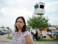 "Angelina Avalos, whose Vickery Meadow Improvement District installed five cameras last fall, said adding more ""would be a deterrent because people would know that they're out there."" The northeast Dallas district includes Five Points, one of the city's top crime hot spots."