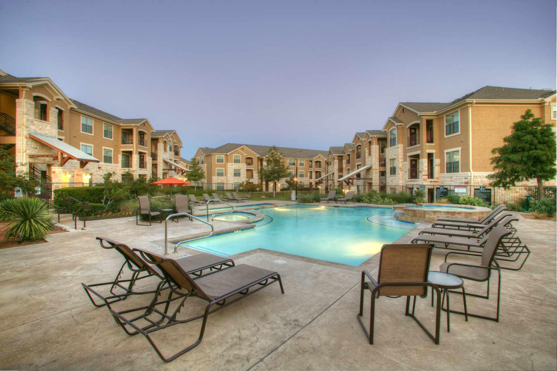 Desoto Ranch Apartments Investors Grab Two North Texas Apartment Projects In Year End Sale